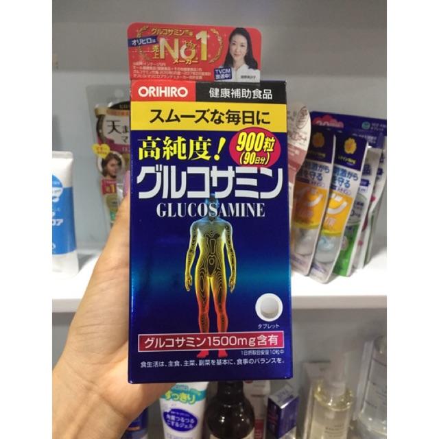 Thuóc trị đau xương khớp Glucosamin