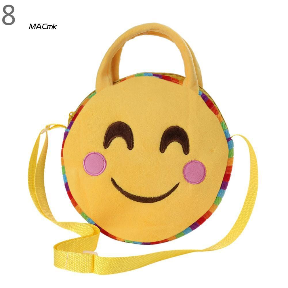 Túi đeo chéo nhồi bông hình emoji dễ thương cho bé - 14792869 , 2263652556 , 322_2263652556 , 97000 , Tui-deo-cheo-nhoi-bong-hinh-emoji-de-thuong-cho-be-322_2263652556 , shopee.vn , Túi đeo chéo nhồi bông hình emoji dễ thương cho bé