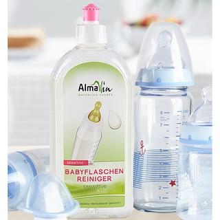 Nước vệ sinh bình sữa hữu cơ cho bé 500ml - Almawin thumbnail