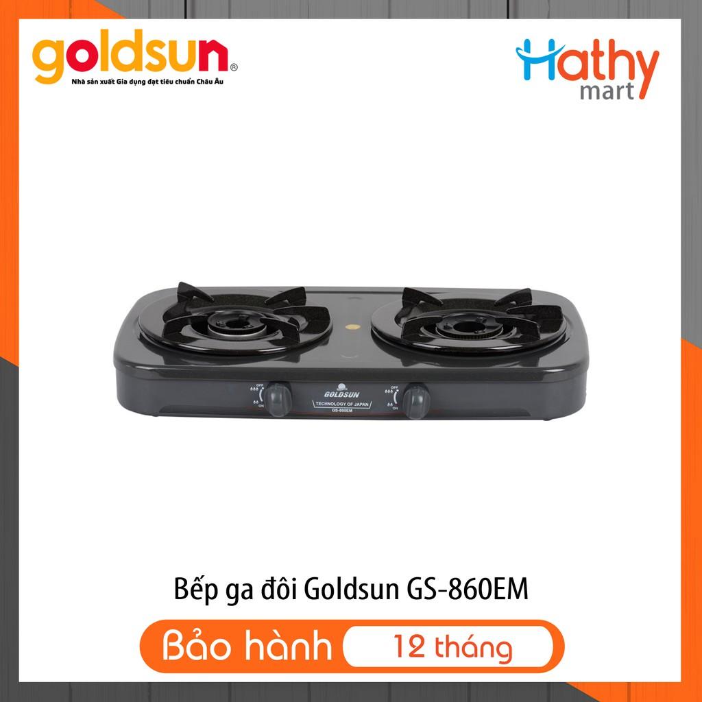 Bếp Ga Đôi Goldsun GS-860EM Bền Đẹp