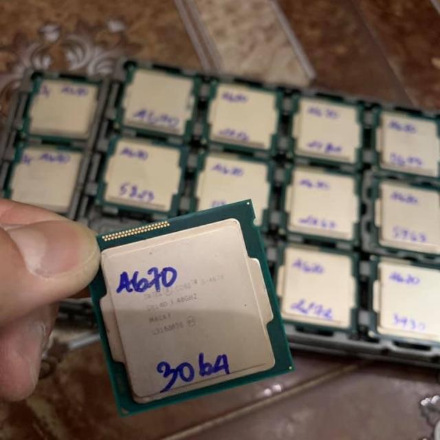 chip i5 4670 socket 1150 Giá chỉ 2.050.000₫