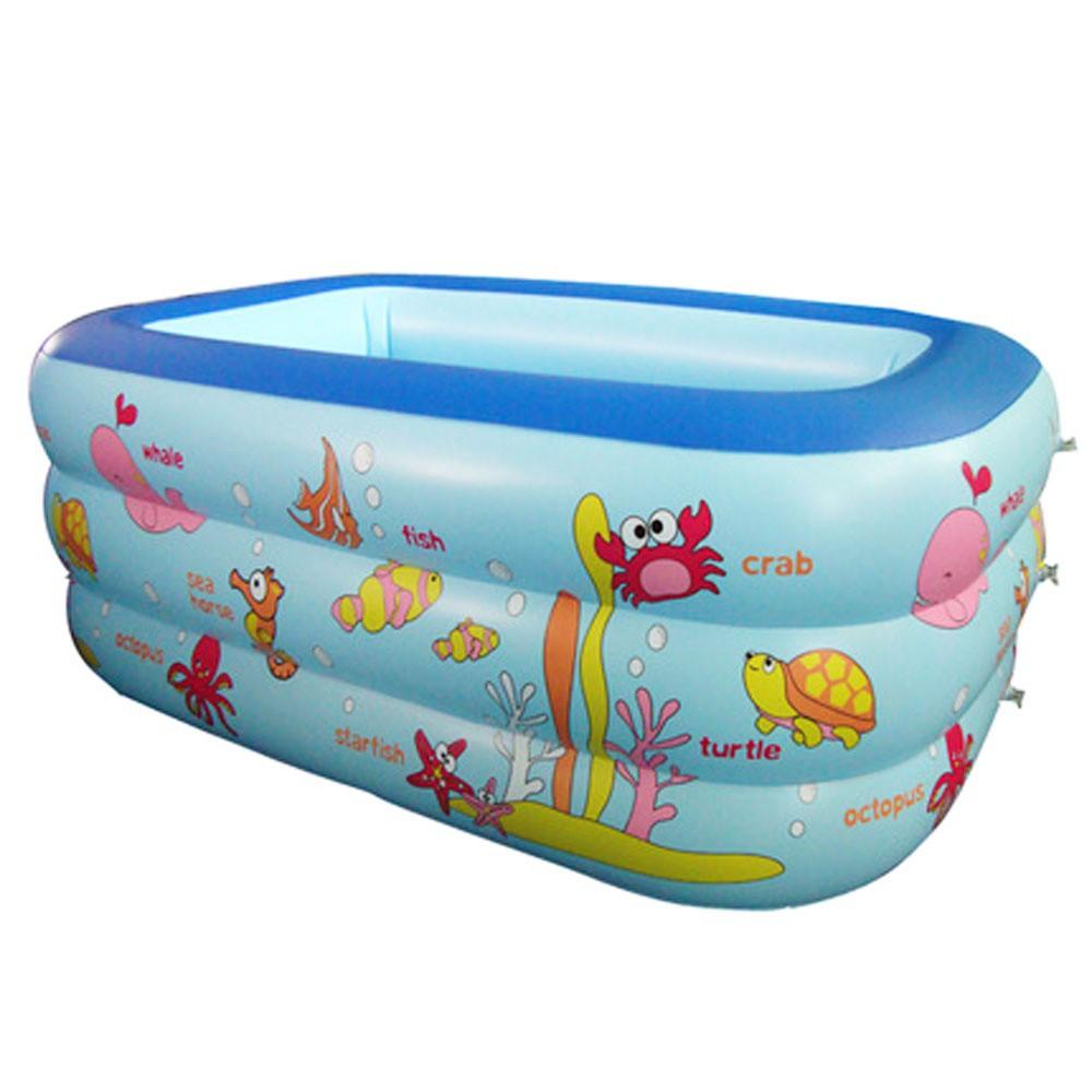 Bể bơi chữ nhật 3 tầng 1m5 tặng kèm 1 bơm điện - 3409840 , 1000488258 , 322_1000488258 , 500000 , Be-boi-chu-nhat-3-tang-1m5-tang-kem-1-bom-dien-322_1000488258 , shopee.vn , Bể bơi chữ nhật 3 tầng 1m5 tặng kèm 1 bơm điện