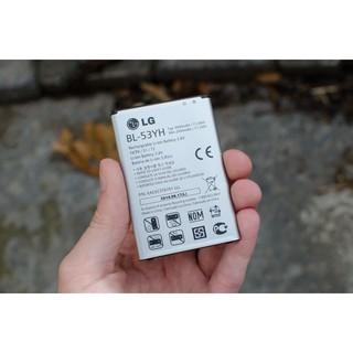 Pin LG G3 Cát 6 Zin Chính Hãng