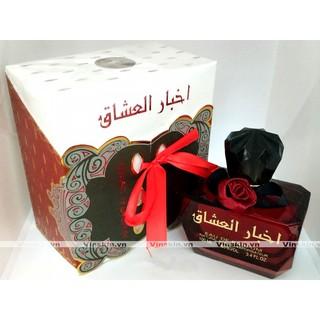 Nước Hoa Nội Địa Dubai AKHBAR AL USHAQ 100Ml - Chính Hãng