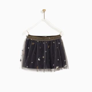 [Mã KIDMALL15 hoàn 15% xu đơn 150K] Chân Váy Holiday Tulle M.D.K