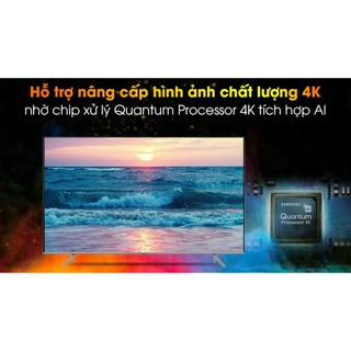 Smart Tivi QLED Samsung 4K 85 inch QA85Q70T.FULLBOX