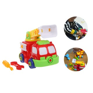 SOME 3D Engineering Vehicles Helicopter Models Jigsaw Puzzle Kids