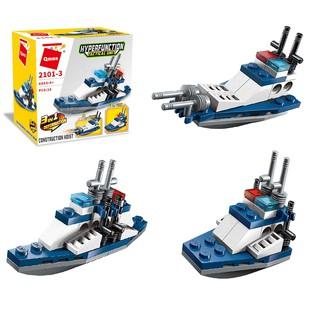 Đồ chơi xếp hình lego QMAN 2101 (hộp lẻ)