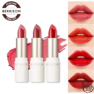 Son Thỏi Lì, Mịn Mượt Nhẹ Môi Berrisom Real Me Lipstick 3.5g thumbnail