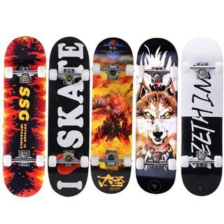 Ván Trượt Skateboard Gỗ Phong 7 Lớp , Mặt Nhám Cao Cấp, Khung Hợp Kim Cao Cấp , Ván Trượt Thể Thao Chuyên Nghiệp