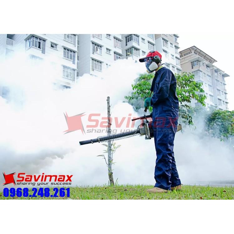 Máy phun khói Hàn Quốc VNPK 150SK phun khử khuẩn, sát trùng phòng dịch CHẤT LƯỢNG tại Đà Nẵng
