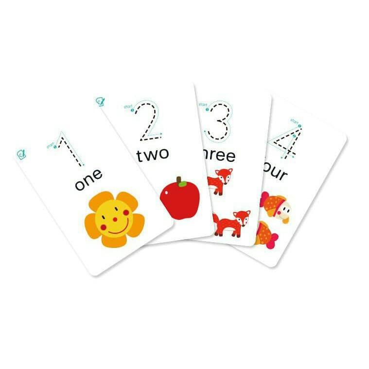 [SIÊU KM] Bộ thẻ thông minh tập viết xóa được - RẺ NHẤT VN