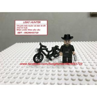 Lego Phụ kiện minifigures Xe đạp thumbnail