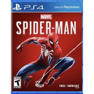 Đĩa game PS4: Spider-Man