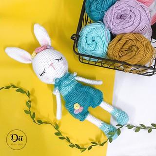 Thỏ ViVi – Dii Handmade
