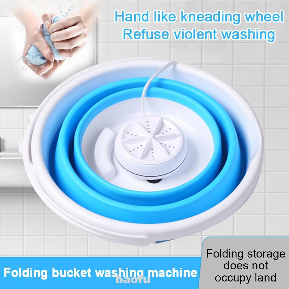 Máy Giặt Mini Sử Dụng Sóng Siêu Âm tại Nước ngoài