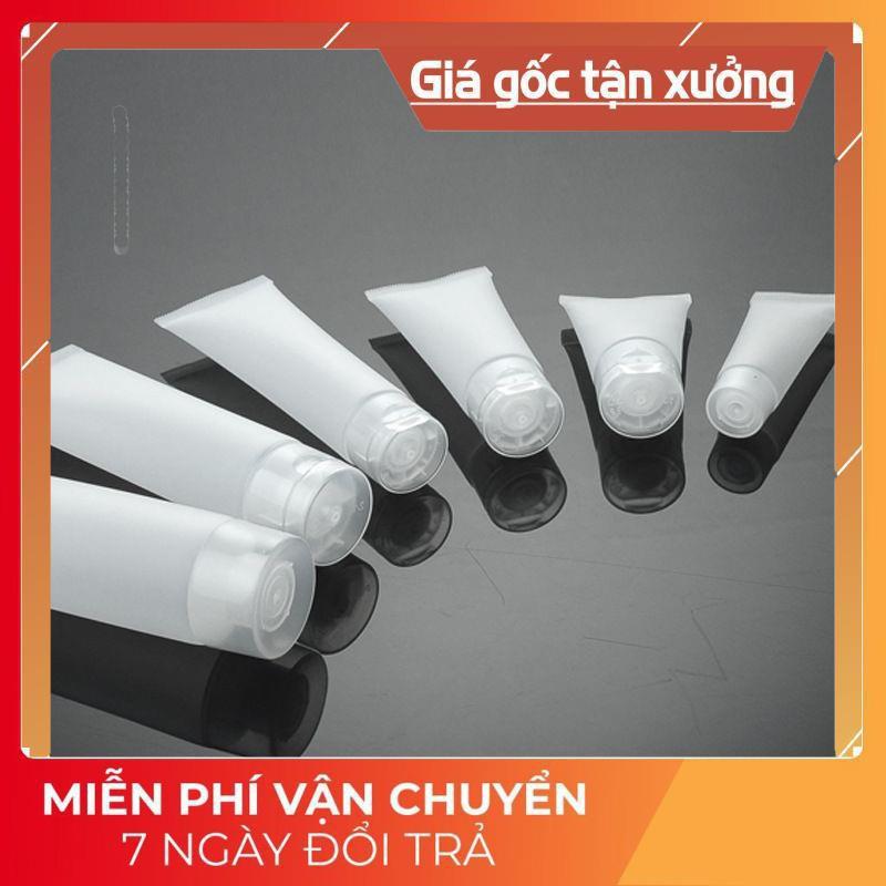 Tuýp nhựa (tube) chiết mỹ phẩm 20g/30g/50g/70g/100g/150g/250g/ chai lọ hủ chiết mỹ phẩm