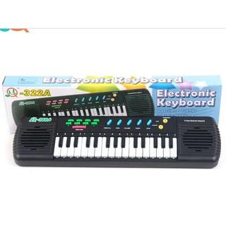 Đàn piano kèm mic hát cho bé MQ 322A