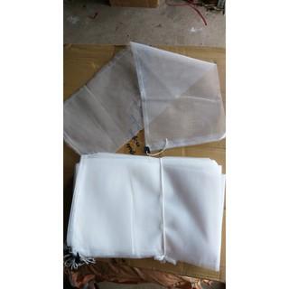 (100 túi) Túi Bao Mướp, Bầu, Bí (60 x 20cm) - Túi Bao Trái Cây thumbnail