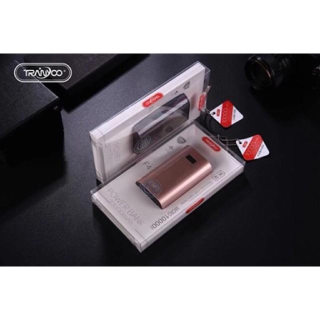 Pin dự phòng Tranyoo F4 10000mah