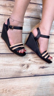 Sandal Đế Xuồng Nữ 7f