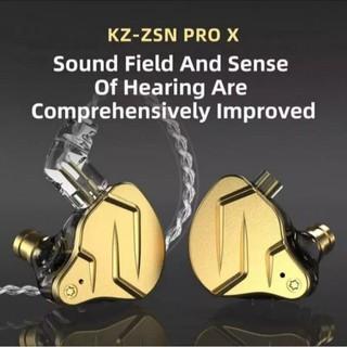 Tai nghe Knowledge Zenith KZ ZSN Pro X kèm MIC thumbnail