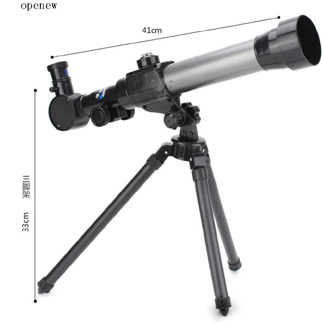 op Children Practical Telescope Toy With 360 Degree Rotation Tripod Educational Toy