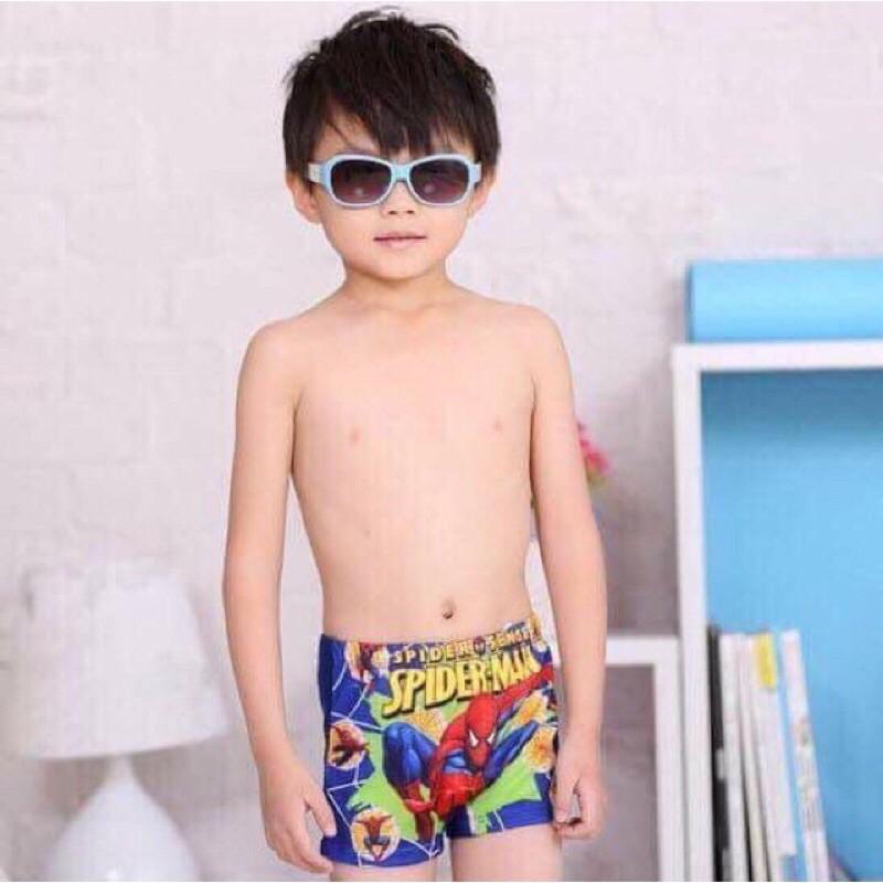 sét 5 quần chip đùi cho bé trai 8-25kg ( siêu nhân)