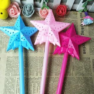 Fluorescent Bar Concert Hollow Fairy Wands Magic Star Glow Sticks Plastic