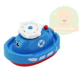 Đồ chơi nhà tắm thuyền phun nước cho bé