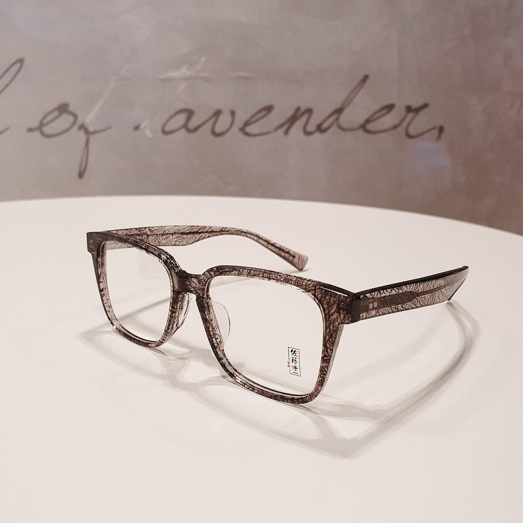 Gọng kính cận thời trang [Cắt kính mắt cận-loạn] Gọng kính cận Acetate 1202