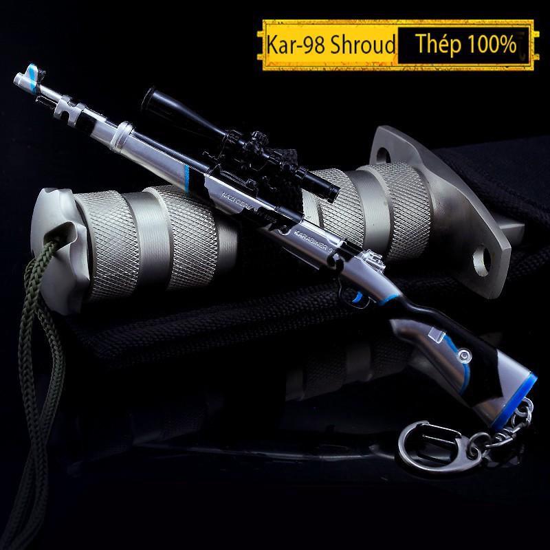 [Nhập mã TOYVUI giảm 20% tối đa 50K]Mô Hình PUBG Kar 98 Skin Shroud 22cm, Kar 98 Kin PUBG Tặng...