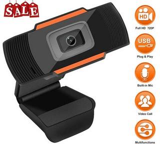 Webcam 720p camera hỗ trợ chat trực tuyến