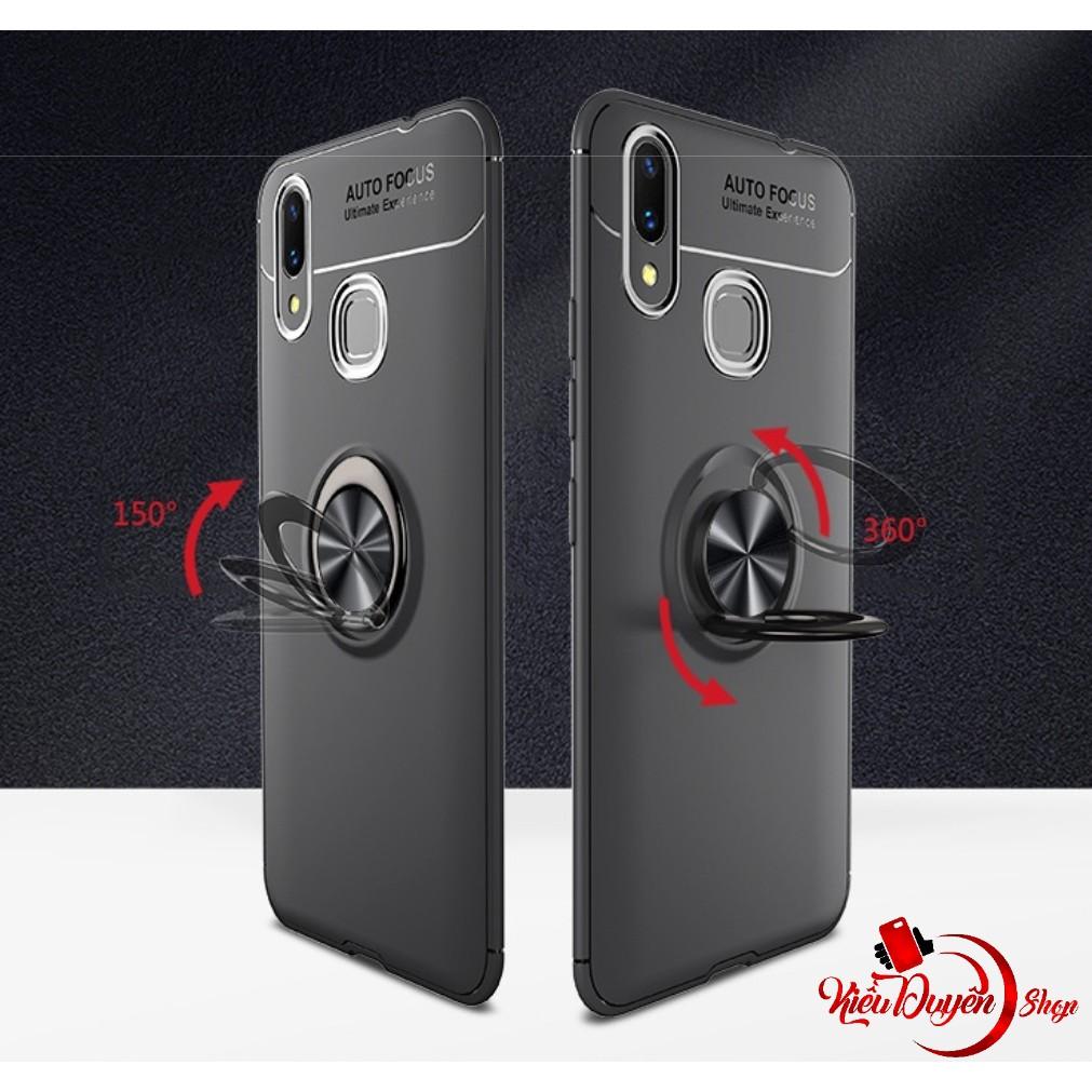 Ốp lưng Vivo V9 và Vivo Y85 chống sốc Iring