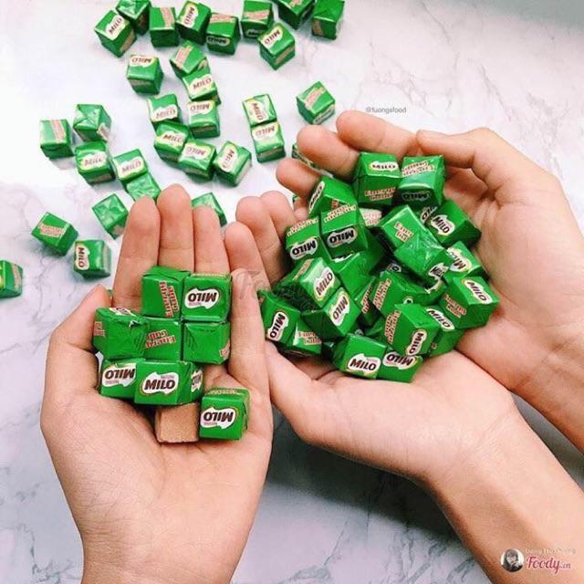 Kẹo viên Milo cube