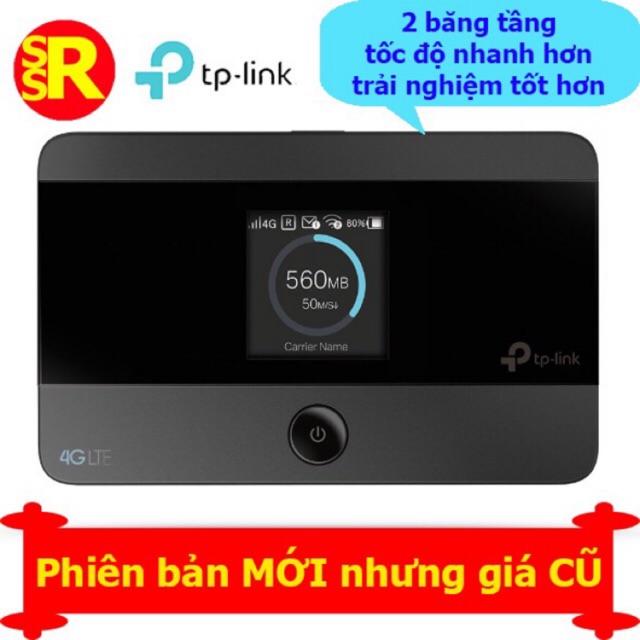 TP-Link M7350 – Wifi Di Động 4G 2 bằng tần 2.4ghz & 5ghz Giá chỉ 1.250.000₫