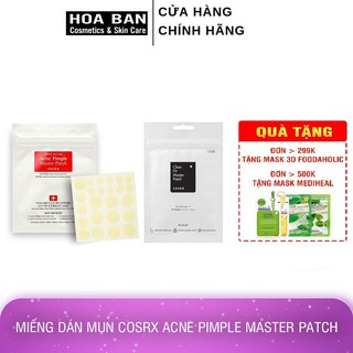 Dán Mụn COSRX Acne Pimple Master Patch 24 miếng