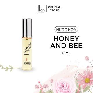 Nước hoa nữ LYS by Jillian Honey and Bee (EDP) 15ml thumbnail