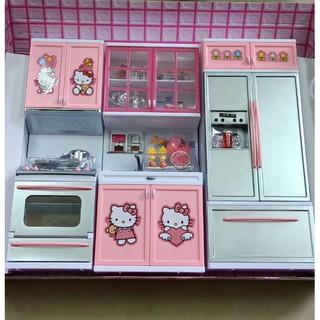 Bộ 3 nhà bếp cho bé