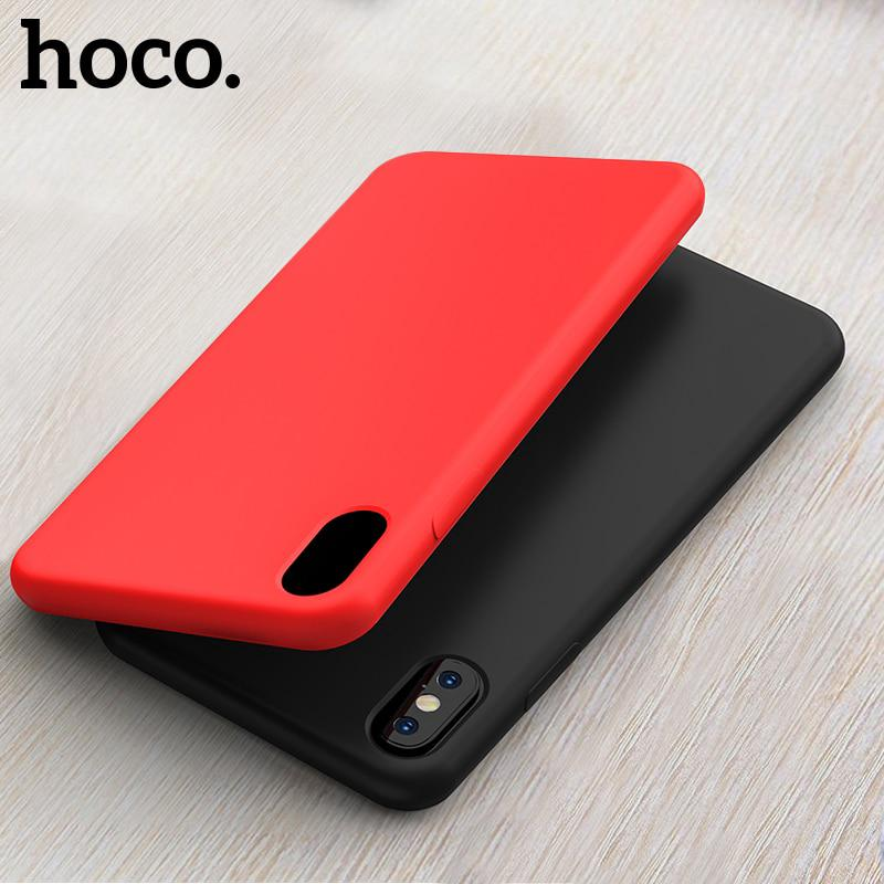 Original Liquid Silicone Case For iPhone X XS Ultra Slim Back Cover Stylish A3