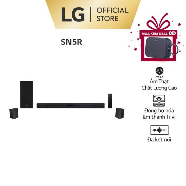 Loa thanh LG SN5R