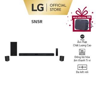 [Mã ELLGBD giảm 6% đơn 250K] Loa thanh LG SN5R - Hàng Chính Hãng thumbnail