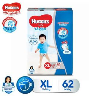 Hình ảnh Tã dán Huggies Dry Super Jumbo M76/L68/XL62/XXL56-3