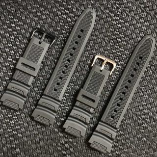 Dây đeo đồng hồ thay thế bằng silicon dành cho Casio Watch AQ-S810W AQ-S800W AE-1000W AE-1300 AE-1200 MRW-200H W-800H thumbnail