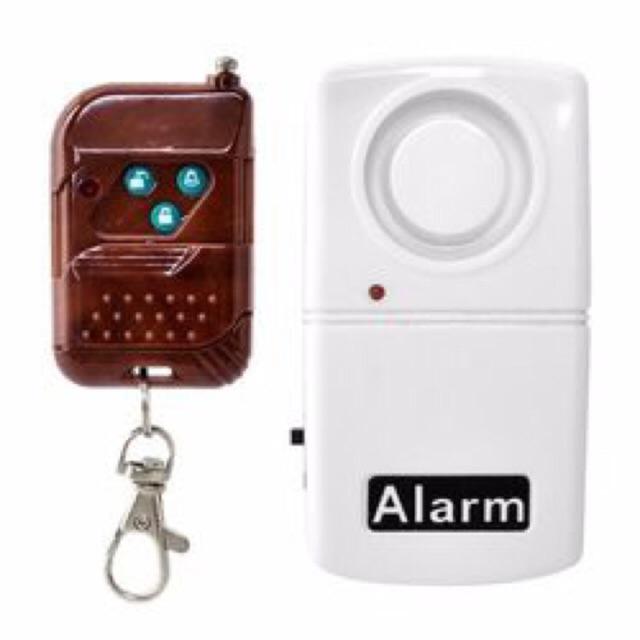 Chuông báo trộm cảm biến rung có remote - 2990068 , 200921577 , 322_200921577 , 230000 , Chuong-bao-trom-cam-bien-rung-co-remote-322_200921577 , shopee.vn , Chuông báo trộm cảm biến rung có remote