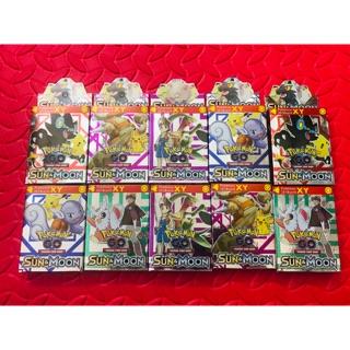 Thẻ bài pokemon tập 25 lá