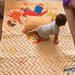 Bộ mền gối ngủ grow cho bé