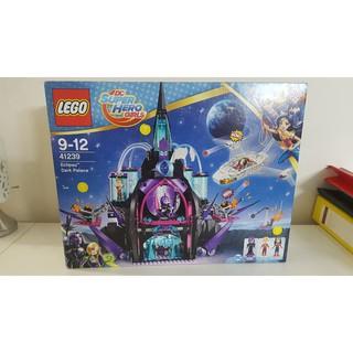 Bộ Lắp Ráp Cung Điện Của Eclipso LEGO SUPER HERO GIRLS 41239 (1078 chi tiết)