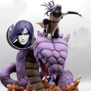 Mô hình đồ chơi Orochimaru cưỡi rắn