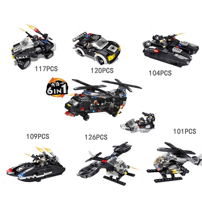 Lego Swat đội cảnh sát ZB325 - Combo bộ 6 hộp 6 loại xe cảnh sát chuyên dụng - 2446335 , 544941093 , 322_544941093 , 480000 , Lego-Swat-doi-canh-sat-ZB325-Combo-bo-6-hop-6-loai-xe-canh-sat-chuyen-dung-322_544941093 , shopee.vn , Lego Swat đội cảnh sát ZB325 - Combo bộ 6 hộp 6 loại xe cảnh sát chuyên dụng